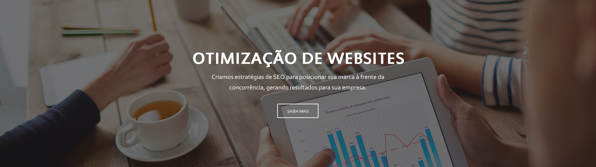 SEO – Otimização de Sites