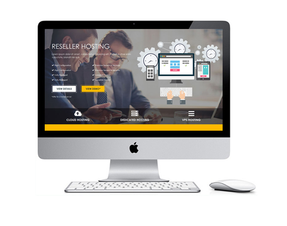 Criação de Site para Empresa