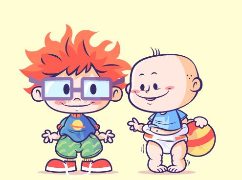 Ilustrador de Desenho Infantil