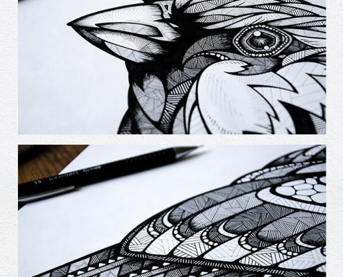 Ilustrador de Desenho