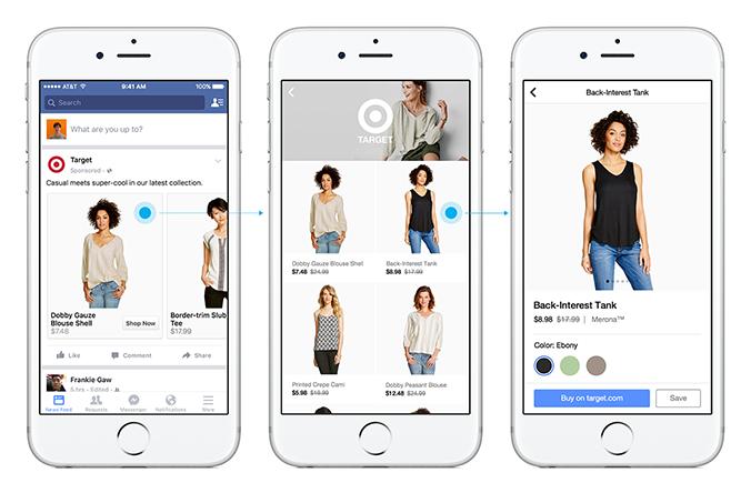 Facebook Marketing no Celular