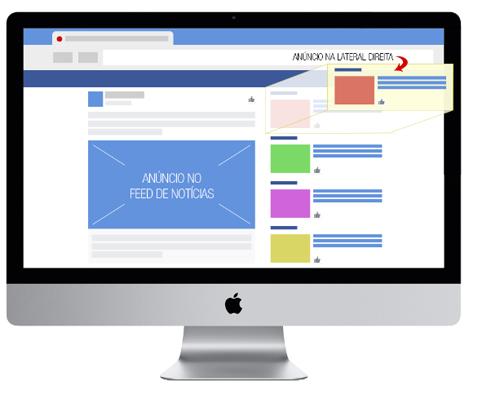 Criação de anuncio no Facebook para empresas