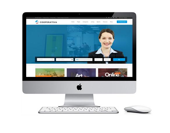Desenvolvimento de de Sites para Cooperativas