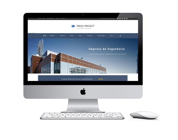 Desenvolvimento de Sites para Empresas de Engenharia