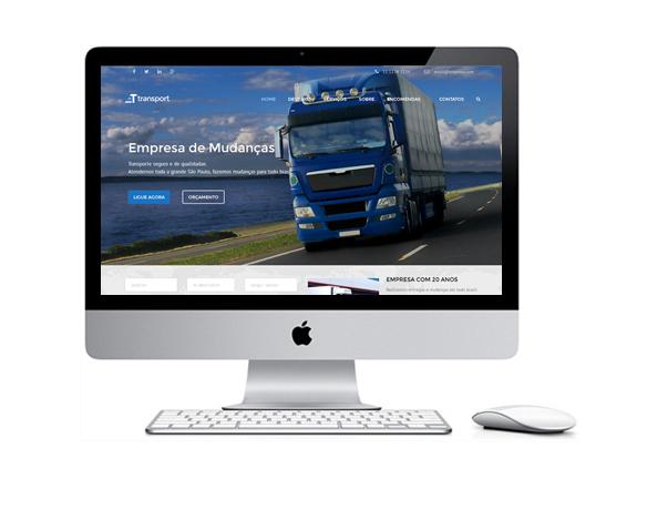 Desenvolvimento de Sites para Empresas de Mudanças