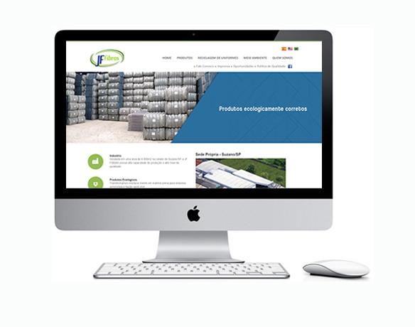 Desenvolvimento de Sites para Empresas do Setor Têxtil