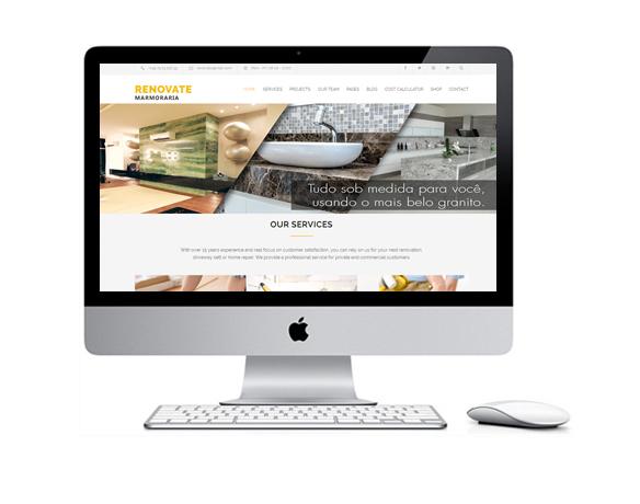 Desenvolvimento de Sites para Marmorarias