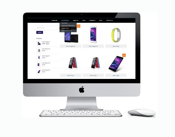 Criação de Loja Virtual para Vender Celulares