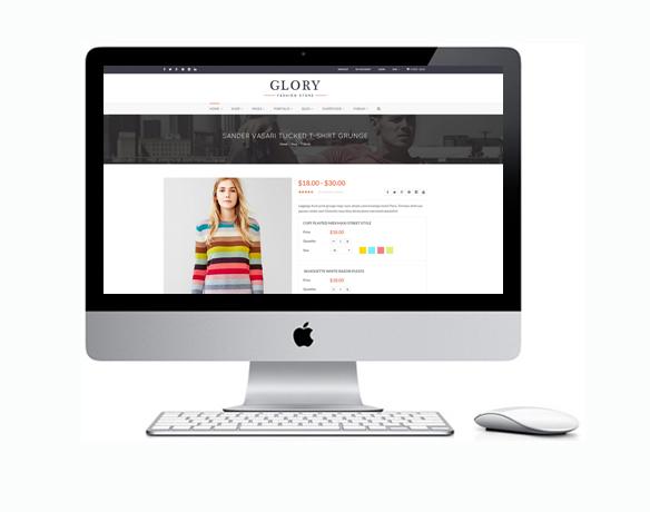 Criação de Site para Loja de Roupas Femininas
