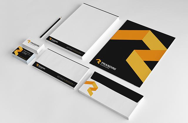 Criação de material impresso para empresas
