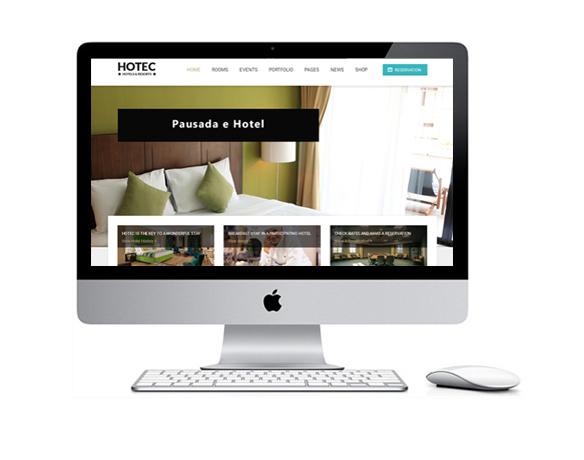 Desenvolvimento de Sites para Pousadas e Hotéis